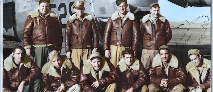 blouson aviateur homme B-3